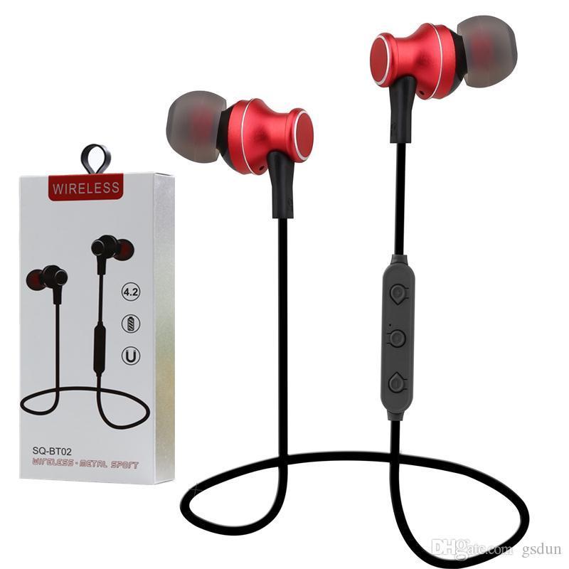 """Наушники MP3 Bluetooth """"BT-02"""" Smart Remote"""