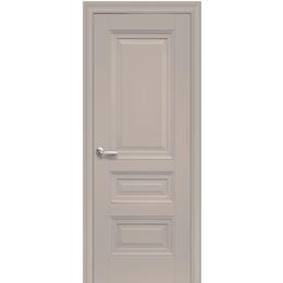 """Міжкімнатні двері ПВХ """"Статус Глуха"""" з молдингом (2 КОЛЬОРИ), фото 2"""