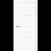 "Межкомнатная дверь ПВХ ""Cortex Deco 10"" (Cortex белый мат)"