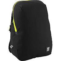 Городской рюкзак Kite City K19-931L-1 на 18,5 л, черный
