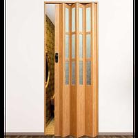 """Дверь гармошка """"Vinci Decor Symfonia"""" Дуб"""