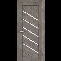 """Межкомнатная дверь ПВХ """"Диана"""" стекло сатин   (4 ЦВЕТА)"""