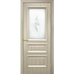 "Межкомнатная дверь ПВХ ""Сан Марко 1.2 СС+ФП""  (2 ЦВЕТА), фото 2"