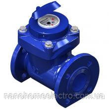 Счётчики для воды турбинные WPK-UA -80В для холодной воды