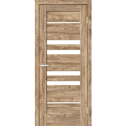 "Межкомнатная дверь ПВХ ""Rino 06 G"" (5 ЦВЕТОВ NL), фото 2"