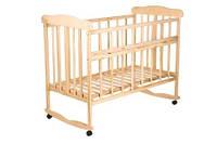 Кровать Легкость лакированная
