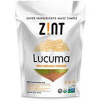 Zint, Лукума необработанная органическая молотая, 8 унц.(227 г)