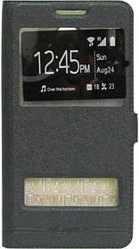 Чехол-книжка Meizu M5 Note Window Black