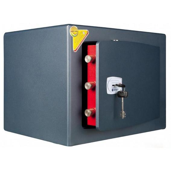 сейф с ключевым замком technomax-gmk-5
