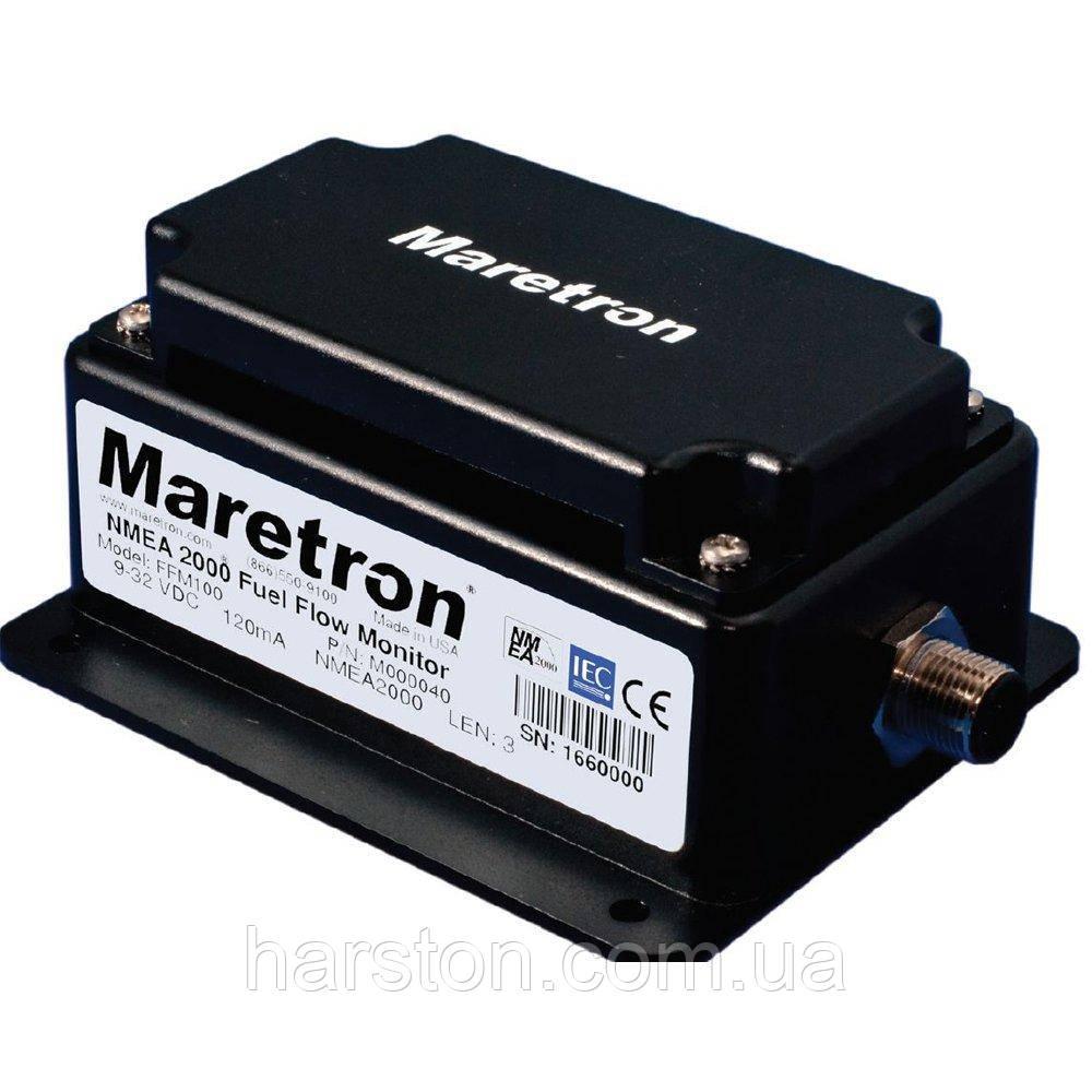 Maretron FFM100 Мониторинг расхода топлива и жидкостей