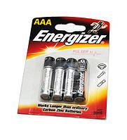 Батарейки микро пальчик LR03 Energizer 4шт (48) Артикул: 01621