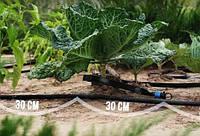"""Капельный полив для сада и огорода система """"Капля"""" 50м., фото 1"""
