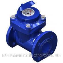 Счётчики для воды турбинные WPK-UA -100В для холодной воды