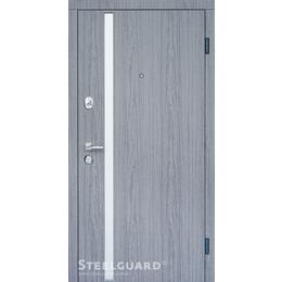 """Вхідні двері """"Steelguard Resiste"""" 2040*860мм AV-1 Grey, фото 2"""