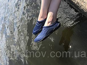 Тапочки для кораллов, аквашузы, обувь для плавания, дайвинга, серфинга BECO 9217 7, фото 2