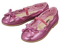 Детские Туфли-балетки для девочки Lupilu 24-30-19 розовые