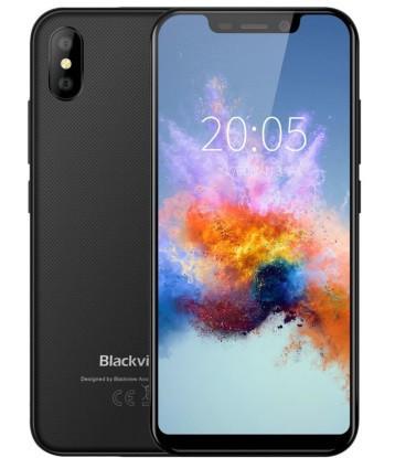 """Смартфон Blackview A30 2/16GB Black, 8+8/5Мп, 5.5"""" IPS, 2SIM, 4 ядра, GPS, 3G, 2500мАч"""