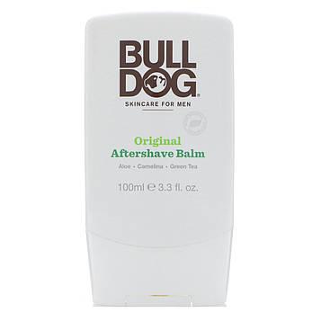 Bulldog Skincare For Men, Оригинальный бальзам после бритья, 100 мл