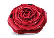 Надувной матрас-плот Intex 58783 Роза, фото 2