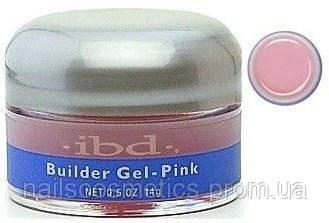 Builder Gel Pink, 14 мл. - розовый конструирующий гель(6,16)