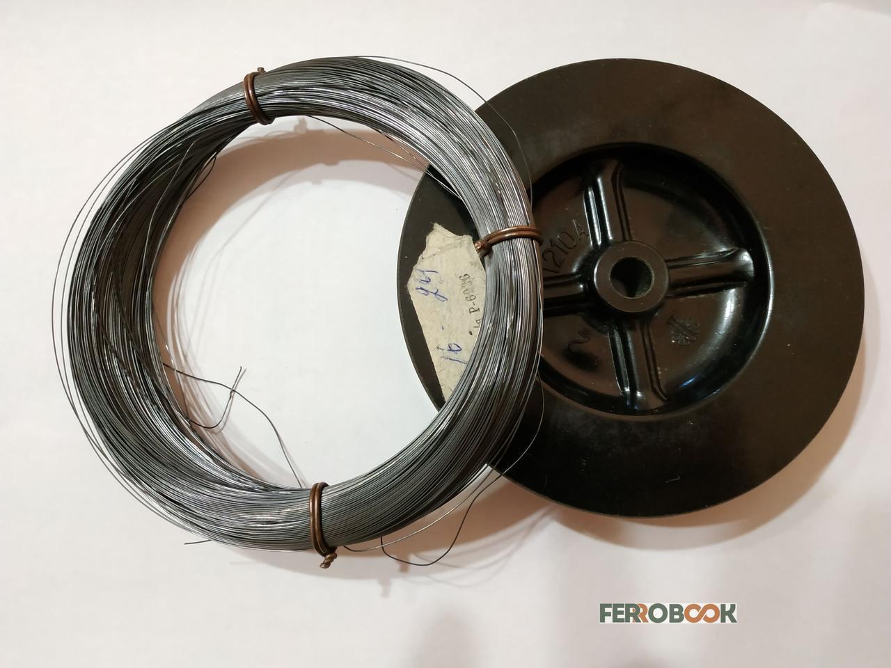 Вольфрамова дріт ВА 1,5 мм - 100м