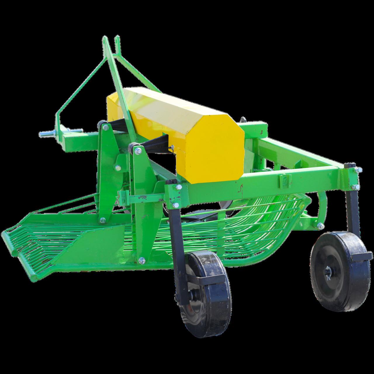 Картоплекопач однорядний вібраційний Bomet Z655