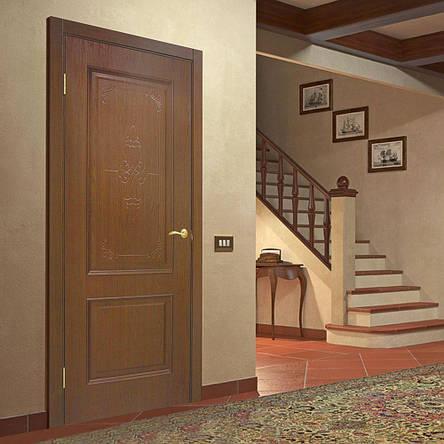 """Межкомнатная дверь """"Версаль ПГ ПВХ"""", фото 2"""