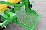 Картоплекопач однорядний вібраційний Bomet Z655, фото 6