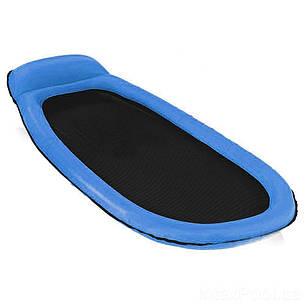 Надувной матрас-гамак Intex IN-58836 синий, фото 2