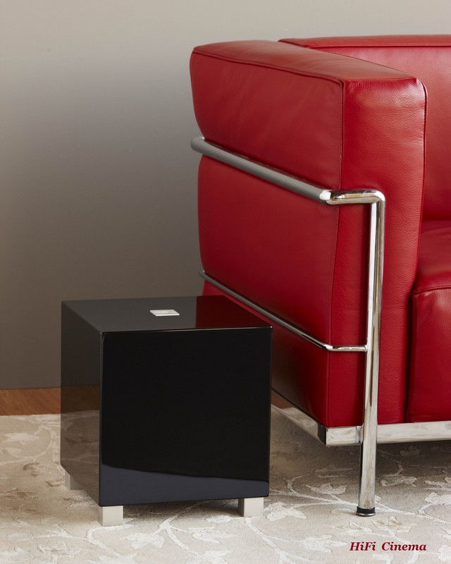 Subwoofer REL T5i High Gloss Black HiFi Cinema