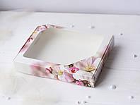 Коробка для текстиля 15х20х3 см нежность