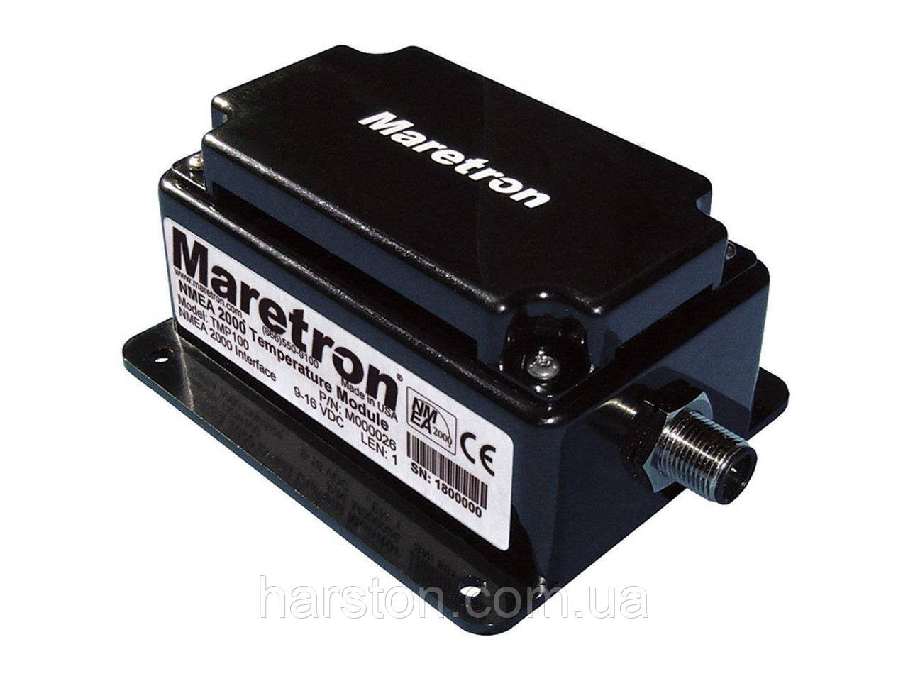 Maretron TMP100 Модуль индикации температуры