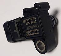 Датчик вакумный (барометрического) давления воздуха во впускном коллекторе GM / AC DELCO 1235060 1238894 1238395 4819481 55573248 12591290 93192107