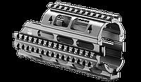 Цевье FAB Defense VFR-RPK для РПК. Материал - алюминий. Цвет - черный