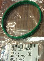 Кольцо (прокладка,резинка) уплотнительное (уплотнительная) корпуса дросселя (дроссельной заслонки) GM 4804953 12589416 для моторов A20NHT A20NFT OPEL