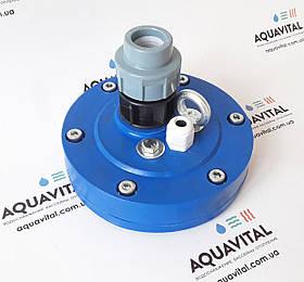 Оголовок для свердловини Ø 110 мм антивандальний герметичний