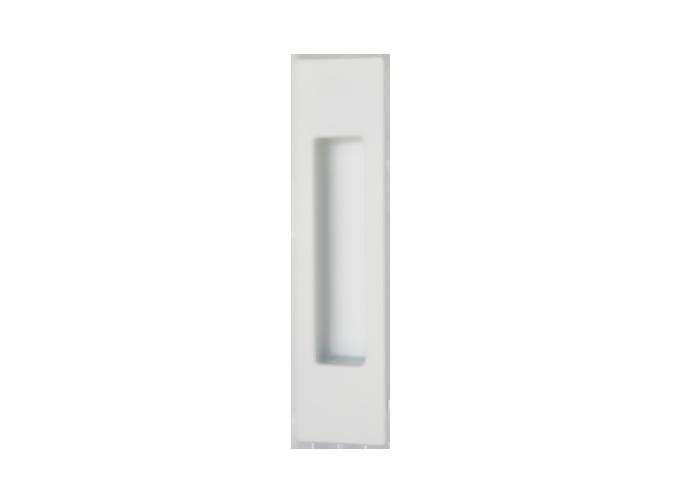 Ручка для дверей белая SDH-2 White