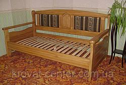 """Детская кровать из серии """"Орфей"""". Массив - сосна, ольха, береза, дуб. , фото 3"""
