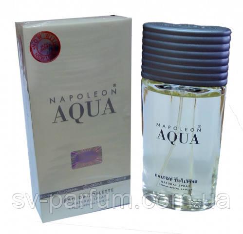 Туалетная вода мужская Napoleon Aqua 100ml