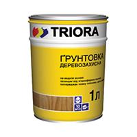 Грунтовка деревозащитная Триора 1л