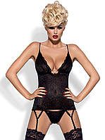Комплект Obsessive Diamond corset