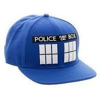 Кепка бейсболка Доктор Кто Doctor Who Тардис