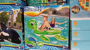Надувной матрас-плот Bestway 41041 Черепашка, фото 2