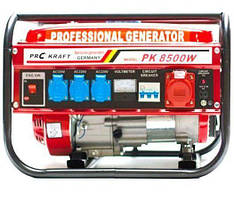 Бензиновий генератор Prokraft 4.8 кВт трифазний
