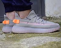 Чоловічі  Adidas Yeezy Boost 350 сірі