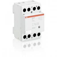 ABB Контактор модульный ESB 63-40 230V 63А 4НО (GHE3691102R0006)