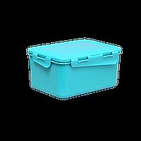 Контейнер для пищ.продуктов 1500мл прямоугольный ассорти Алеана 167042 (1,5л)