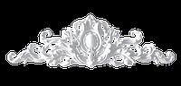 Орнамент Classic Home HW-52960 (963*296*35 mm)  лепной декор из полиуретана,