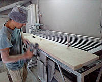 Подоконник из мрамора Crema Nova Natural, мраморные подоконники
