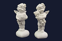 Ангелочек девочка с мишкой или конвертом